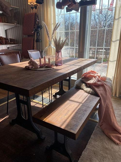 Rustikt Matbord 160x90 cm
