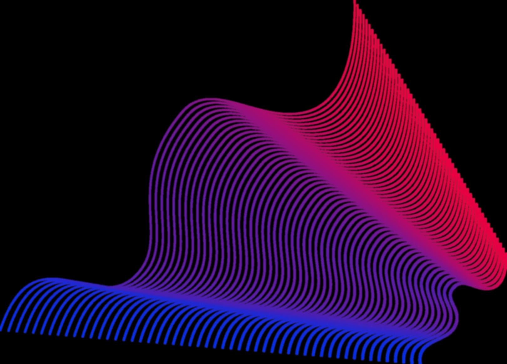 Wavy 3D Net