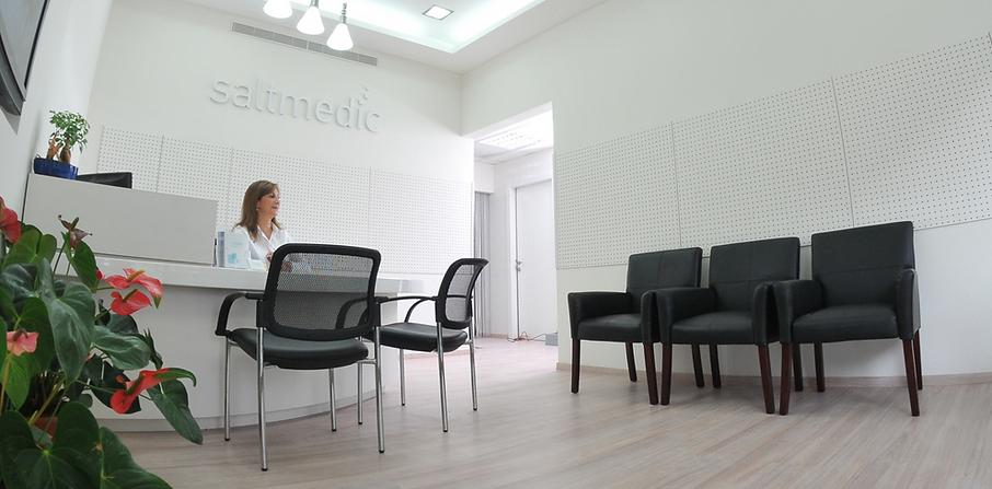 Saltmedic חדרי מלח  Halotherapy אסטמה אסתמה