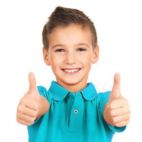 Saltmedic Kid Thumbs Up