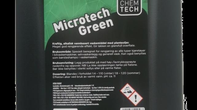 Microtech Green 5L