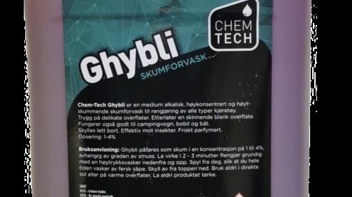 Ghybli Forvasksåpe 25L