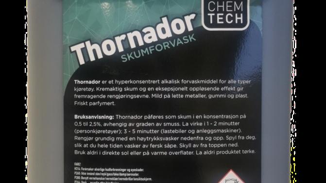 Thornador Forvask 25L