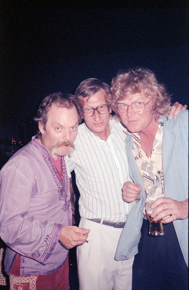 The Trio at Den Haag