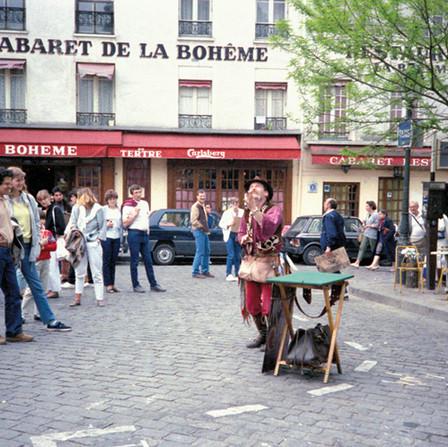 A Square in Monmartre