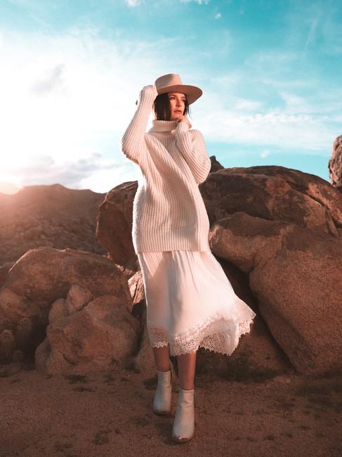 Chelsea Delfino Desert
