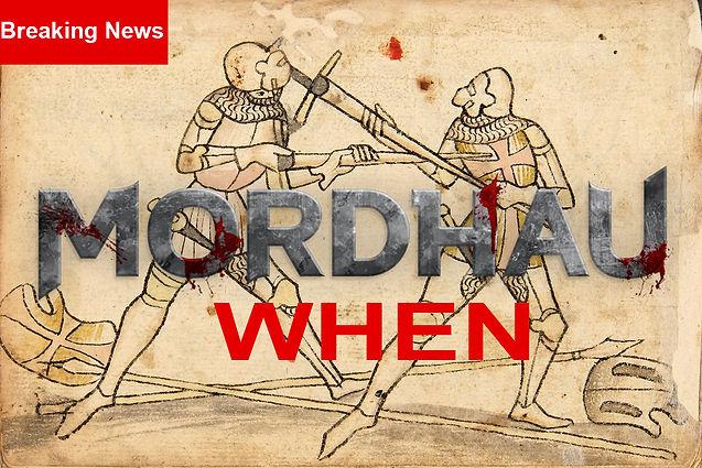 "MORDHAU WHEN"" | The Mantra of the moron"