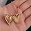 Thumbnail: Herz Foto Rahmen Medaillon Anhänger mit Kette