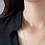 Thumbnail: Edelstahl Kette mit Platte