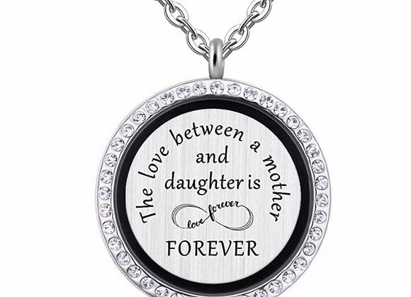 Die liebe zwischen ein Mutter und Tochter ist für immer