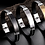 Thumbnail: Silikon Armband mit Edelstahl Platte