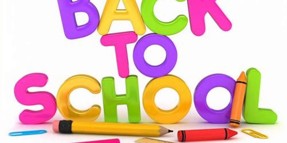 School resumes for all students at 8:00 a.m.
