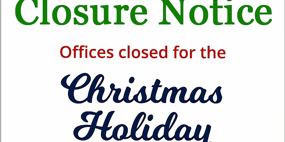 Office Closes