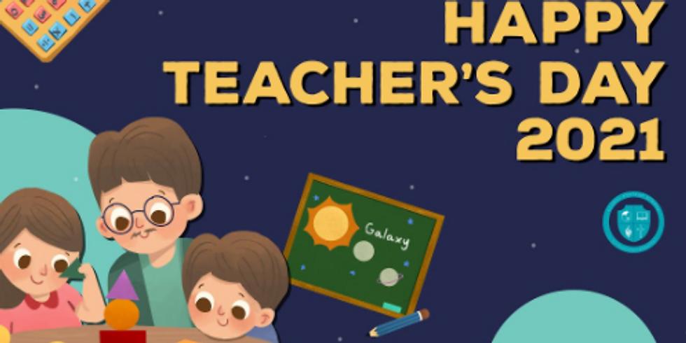 Teachers' Day 2021