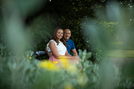 Pre wedding shoot at Allerton Towers