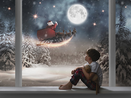 Christmas Window Image (add on only)