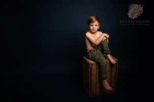 Childrens fine art photography Liverpool