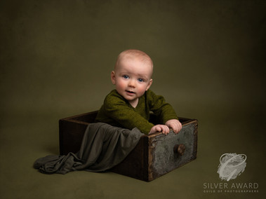 Sitter session 8 month photography Liverpool
