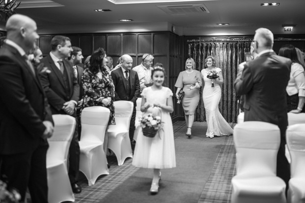 Rachel & John's Wedding at The Fencegate Inn Burnley
