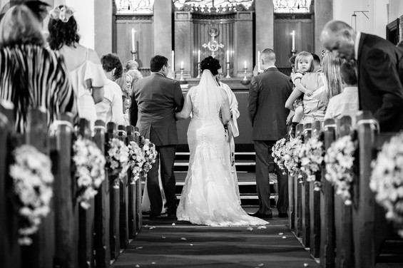Wedding Photography St Anne Lydgate