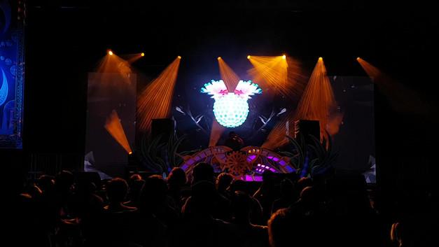 [Audioreactive Visuals]Frequency Festival 2019
