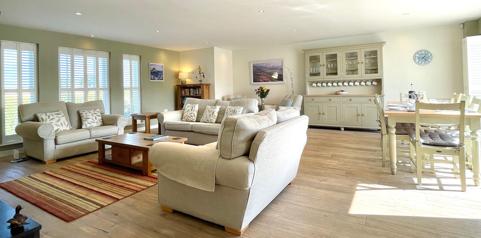Large Open-Plan living space