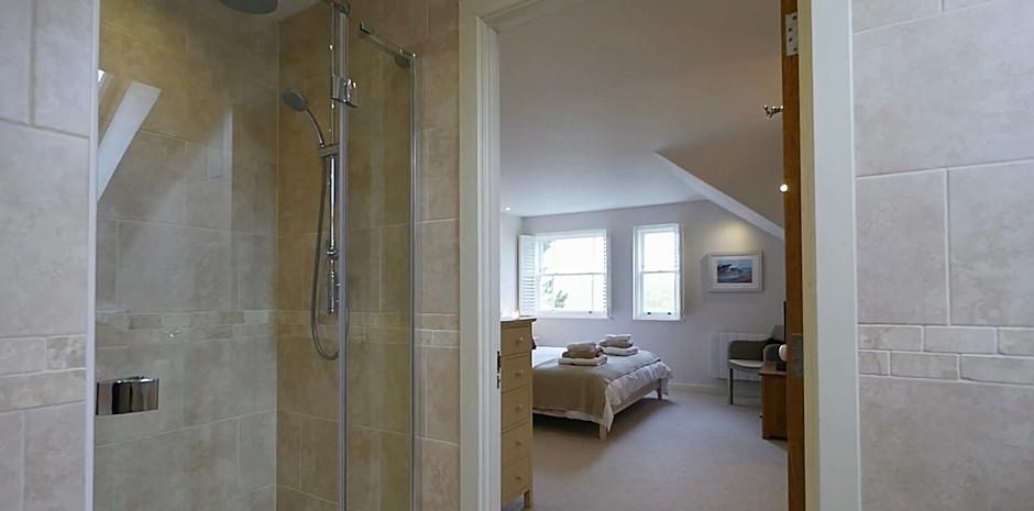 Principal en-suite Shower Room