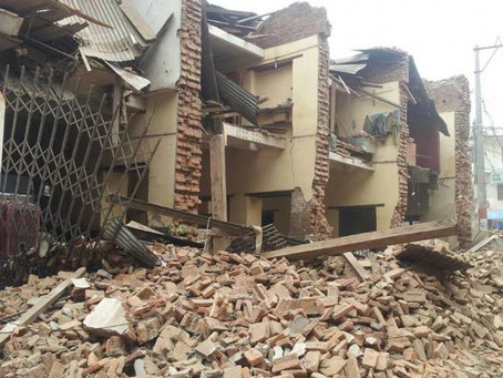 Nepal Earthquake – Why Building Codes Matter