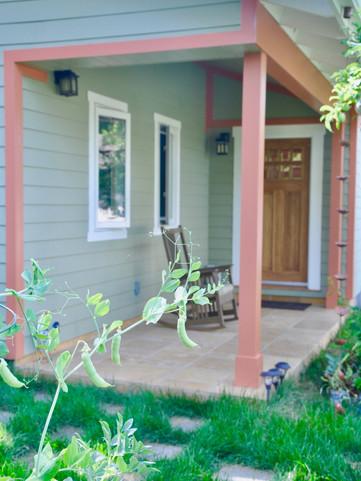 ADU Front Porch