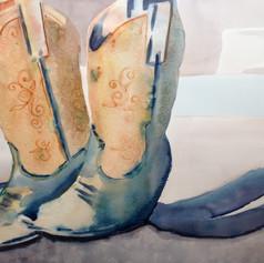 Number 11-Watercolor & Acrylic Gloss Medium