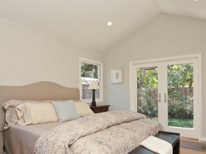 A Simple and Efficient Master Bedroom Suite