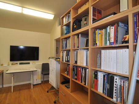 An Architect's Studio-Part 3