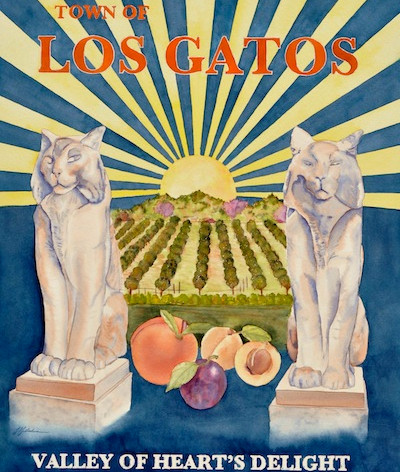 Los Gatos Hearts Delight