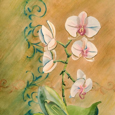 Orchid & Filigree