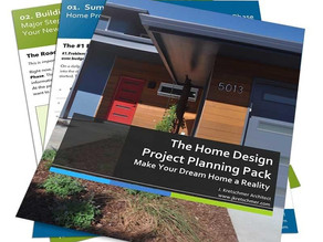 The Home Design Project Planning Pack
