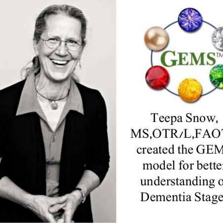"""A Day with Teepa Snow"" 2/22/22"