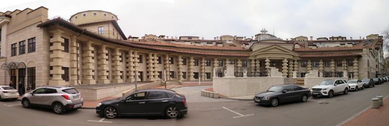 ГУТА-КЛИНИК, Москва, Итальянский квартал