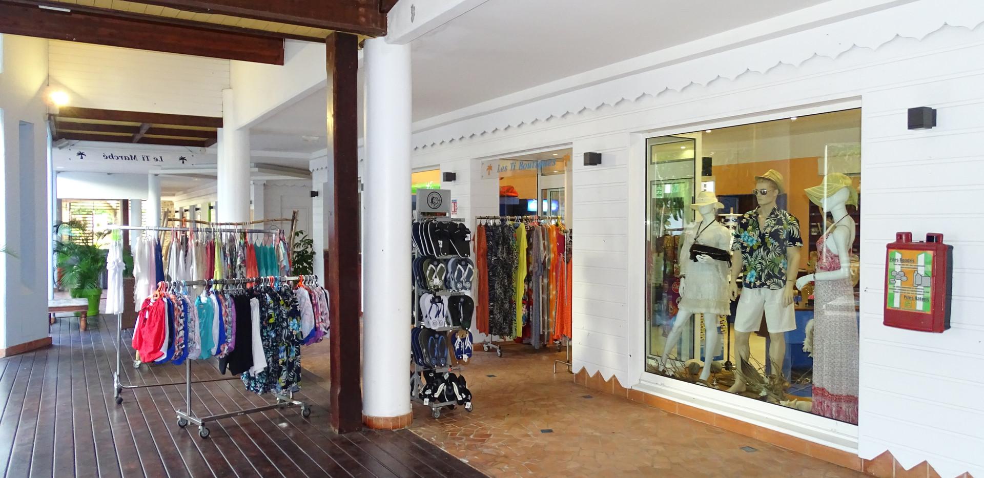 Les ti boutiques
