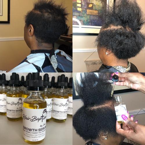 Hair Baptism Hair Growth Serum