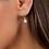 Thumbnail: MINI STAR HOOP EARRINGS