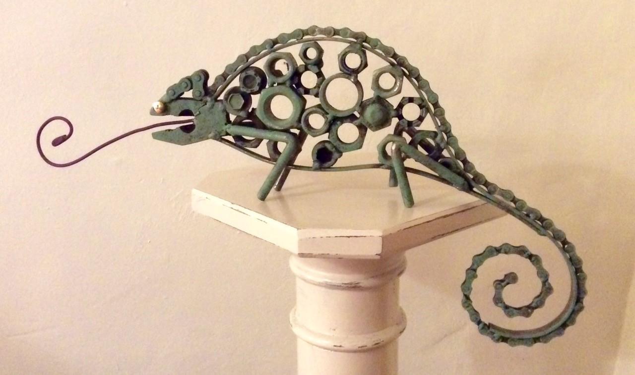 Steel Chameleon