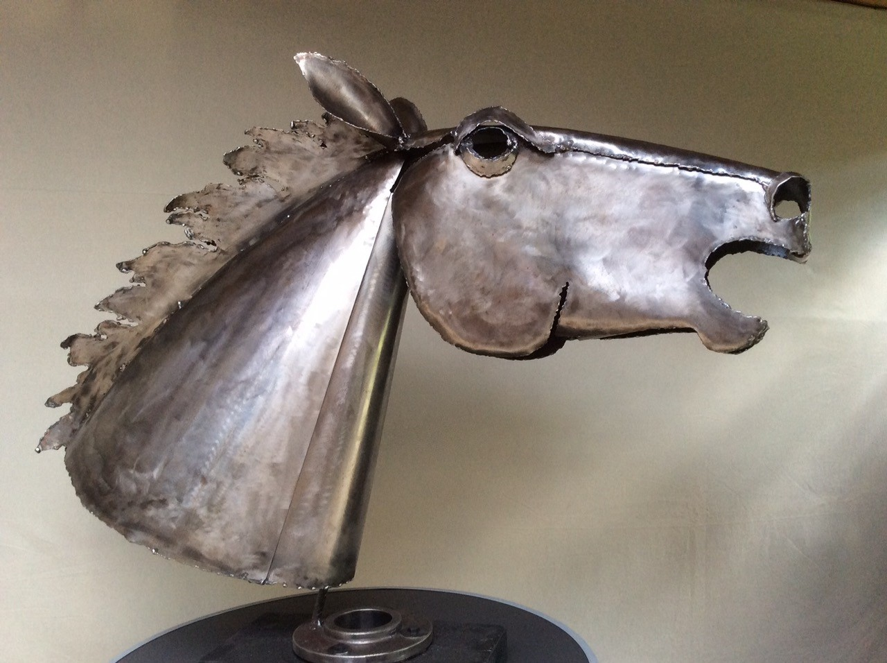 Steel Warhorse