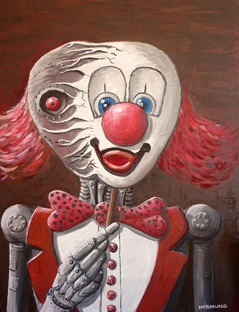 Clown's Mask