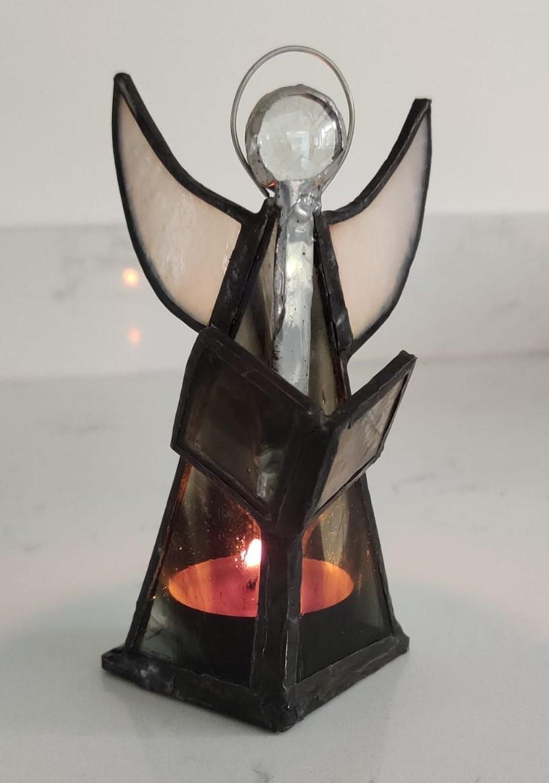 3D Black Angel