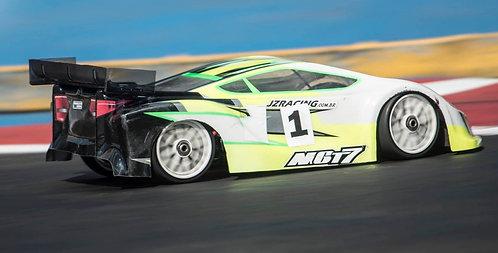 1/8 GT - Sponsored Driver