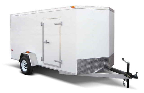 Small Trailer Parking