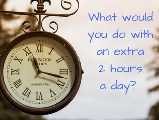 Brilliant Time Hack: How to Earn 2 Extra Hours a Day