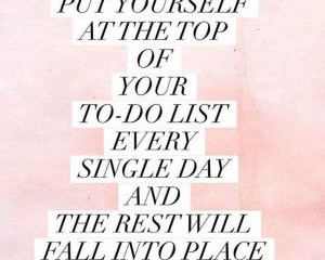 3 THINGS TO DO TO SHOW SELF-LOVE