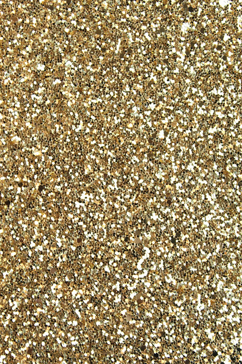 Gold Chunky Glitter Sheet