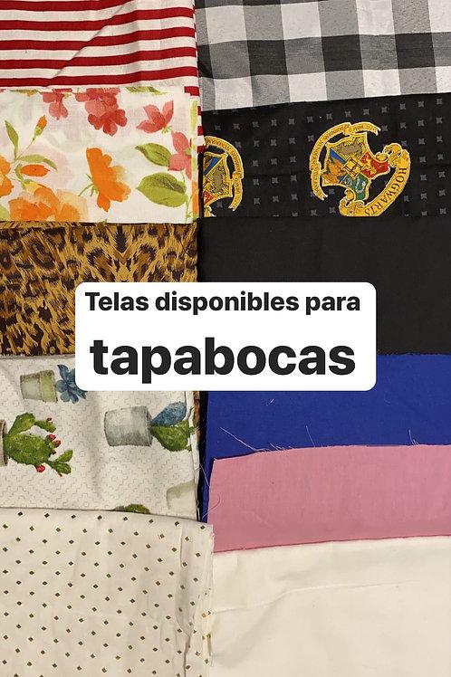 Tapabocas Adulto
